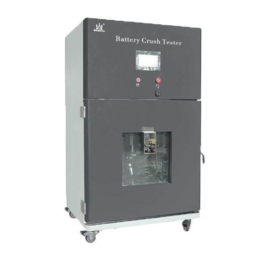 Battery Crush Test Chamber