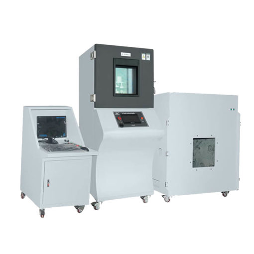 Traction Battery Short Circuit Test Machine