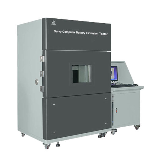 servo computer battery extrusion tester