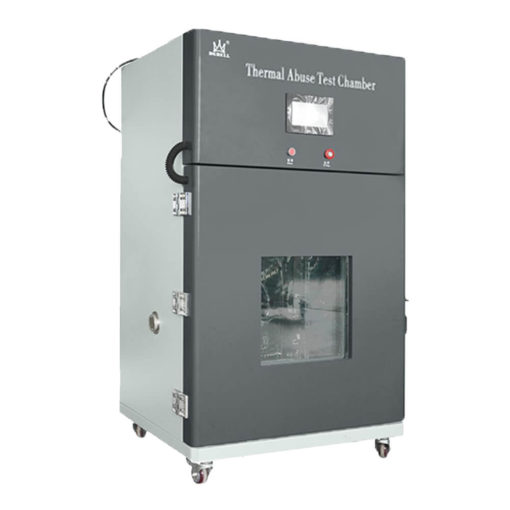 thermal abuse testing machine