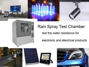 Rain Spray Test Chamber : The Complete Guide