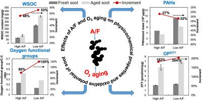Ozone aging test