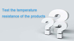 High and Low Temperature Environmental Chamber -- Test the temperature resistance of the products