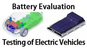 Battery evaluation - Testing of Electric Vehicles