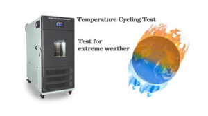 Temperature Cycling Test Chambers Product Stability Test When Exposed to Extreme Temperature