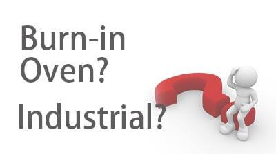 Industrial Burn-In Oven
