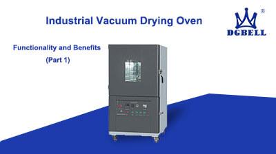 Industrial Vacuum Drying Oven